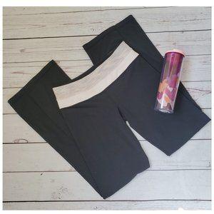Lululemon groove yoga pants black size 6